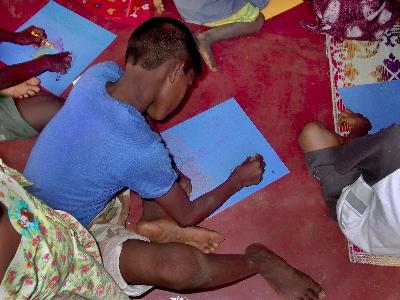 Tsunami Journal - A visit to Sri Lanka by Kate Amatruda